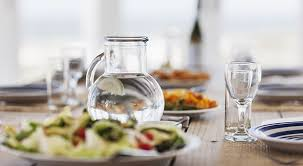 is drinking water after eating good for you new health advisor