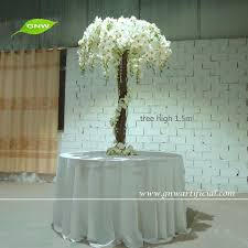 gnw ctr1504 1 artificial plastic white blossom tree wholesale