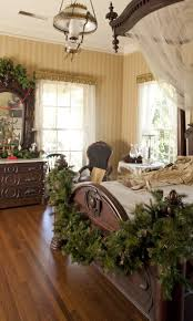 259 best christmas bedrooms images on pinterest christmas