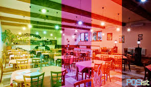 did you know that restaurant interior colors can affect your