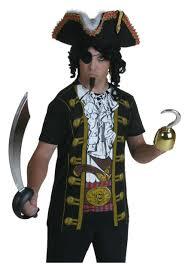 halloween t shirts for men mens pirate costume t shirt
