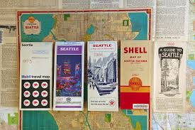 Seattle Traffic Map by He Collected 12 000 Road Maps U2014now We U0027re Discovering Their Secrets