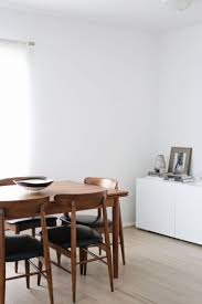 minimal decor dining scandinavian curtains beautiful simple minimalist ideas