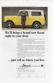 curbside classic 1963 ih scout 80 u2013 the advance suv scout