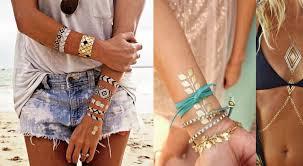 aliexpress com buy bracelet henna human body art tattoo stickers
