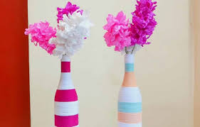 Creative Vase Ideas Creative Recycling Ideas For Home Decor Recycled Things