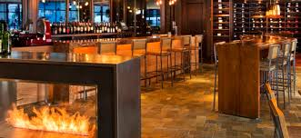 chicago restaurants with fireplaces fireside dining in chicago