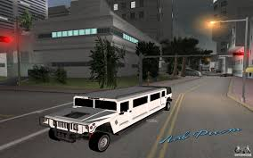 hummer jeep inside hummer for gta vice city