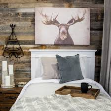 let rustic accent pieces give your decor the cozy cabin vibes you
