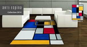 Tapis Salon Multicolore by Un Tapis Design Au Meilleur Prix Avec Allotapis Com Rennes Des
