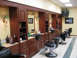 Home Salon Decorating Ideas Interior Barber Shop Design Ideas Hair Salon Floor Plans Beauty