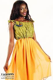 gathered chiffon skirt with print top fashionghana com 100