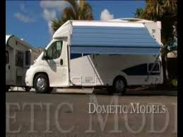 Dometic Caravan Awnings Awning Dometic Roll Out Awning Youtube