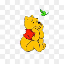pooh png images vectors psd files free download pngtree