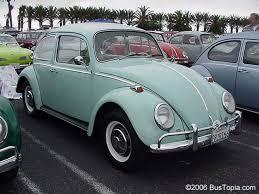 vintage volkswagen bug original paint color samples from bustopia com