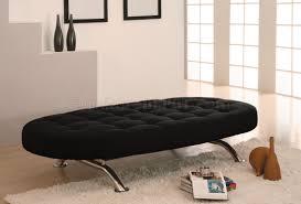Stylish Sleeper Sofa Kiwi Or Black Microfiber Stylish Sleeper Sofa