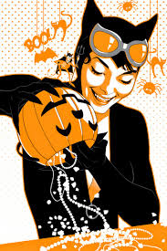 happy halloween cover photos catwoman 35 halloween variant cover catwoman comic and batman