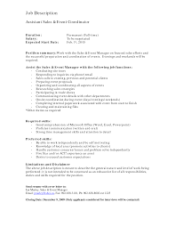 awesome collection of event executive cover letter in 7 event