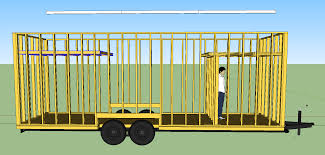 collections of free tiny house plans trailer free home designs