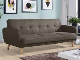 sofa stoffe kaufen 3 sitzer sofa stoff mit bettfunktion maelo taupe kaufen