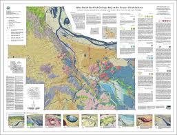 map of oregon portland dogami open file report publication preview o 12 02 lidar