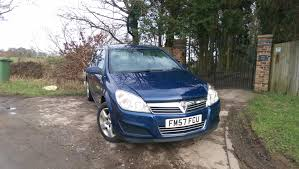 used vauxhall astra club 1 7 cars for sale motors co uk