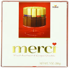 where to buy merci chocolates merci european chocolates 7 ounce chocolate candy
