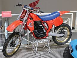 motocross bikes honda 2015 inside honda u0027s museum and motor vehicle archives atv