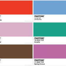 pantone colors u2039 fashion trendsetter