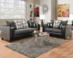 Two Sofa Living Room Black And Gray Two Toned Couch Object Charcoal Sofa And Loveseat