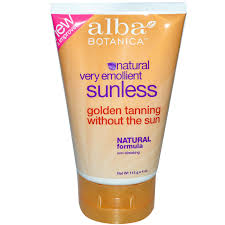 alba botanica natural very emollient sunless tanning lotion 4