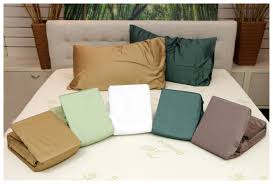 bed sheets set u2013 feel my bamboo pillow