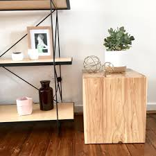 Cube Side Table Jim And Cube Side Table