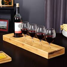 wine gift ideas personalized wine serving tray