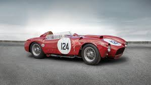 ferrari classic race car the most impressive car restorations cnn style