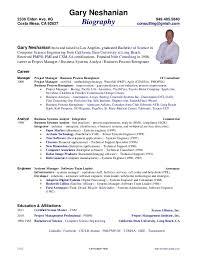 Sample Medical Technologist Resume by Gary Reiss Resume