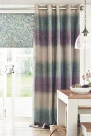 Purple Ombre Curtains Thermal Red Woven Check Stirling Eyelet Curtains Ideas For The
