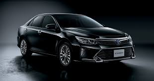 toyota camry 2015 2015 toyota camry gets led headlights and woodgrain trim in japan