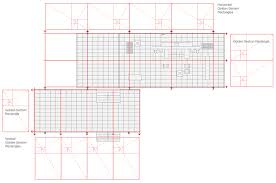 barcelona pavilion floor plan dimensions van der rohes farnsworth house geometric analysis on behance floor