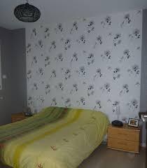 papier peint intissé chambre adulte papier peint 4 murs pour salon élégant ides de papier peint chambre