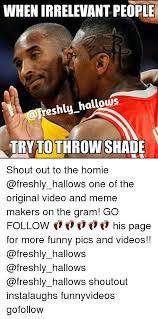 Me Me Me Original Video - when irrelevant people res hallows try to throw shade shout out to