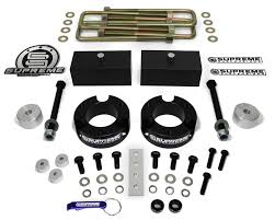 toyota product line supreme suspension 2