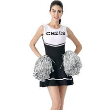 Halloween Cheer Costumes Buy Wholesale Cheerleader Costume China Cheerleader