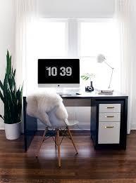 chic office desk decor black desk decor home decorating ideas