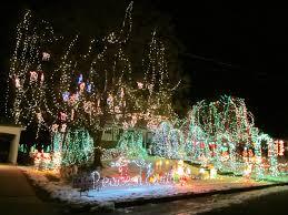 christmas light displays in virginia hollys tacky christmas lights in fairfax county virginia