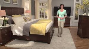 lulea cove bedroom collection video gallery