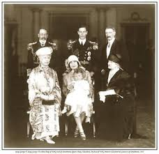 queen mary king george v king george vi queen elizabeth queen