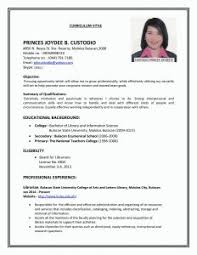 examples of resumes best photos a sample report business letter