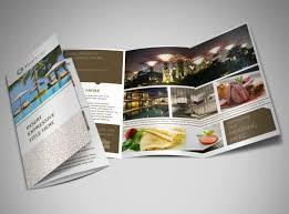 hotel brochure design templates luxury hotels brochure template mycreativeshop