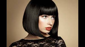 zero degree haircut non layered blunt cut suits best for thin hair women youtube
